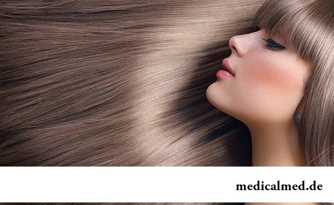 Плюсы диеты: состояние волос и кожи